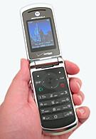 Motorola W755 Review