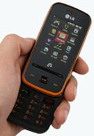 LG GM310 Review