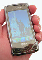 LG Chocolate Touch VX8575 Review