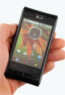 LG Optimus GT540 Review