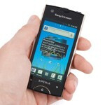 Sony Ericsson Xperia ray Review