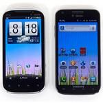 HTC Amaze 4G vs Samsung Galaxy S II