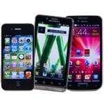 Apple iPhone 4S vs Motorola DROID BIONIC vs Samsung Galaxy S II T-Mobile