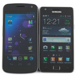 Samsung Galaxy Nexus vs Samsung Galaxy S II