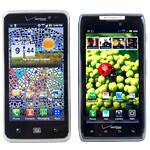 LG Spectrum vs Motorola DROID RAZR