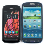 Nokia 808 PureView vs Samsung Galaxy S III