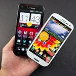 HTC DROID DNA vs Samsung Galaxy S III