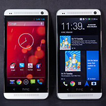 HTC One Google Play Edition vs HTC One