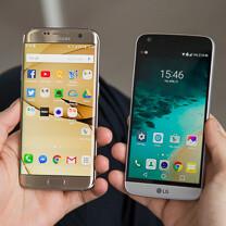 LG G5 vs Samsung Galaxy S7 edge