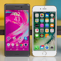 Sony Xperia X vs Apple iPhone 6s