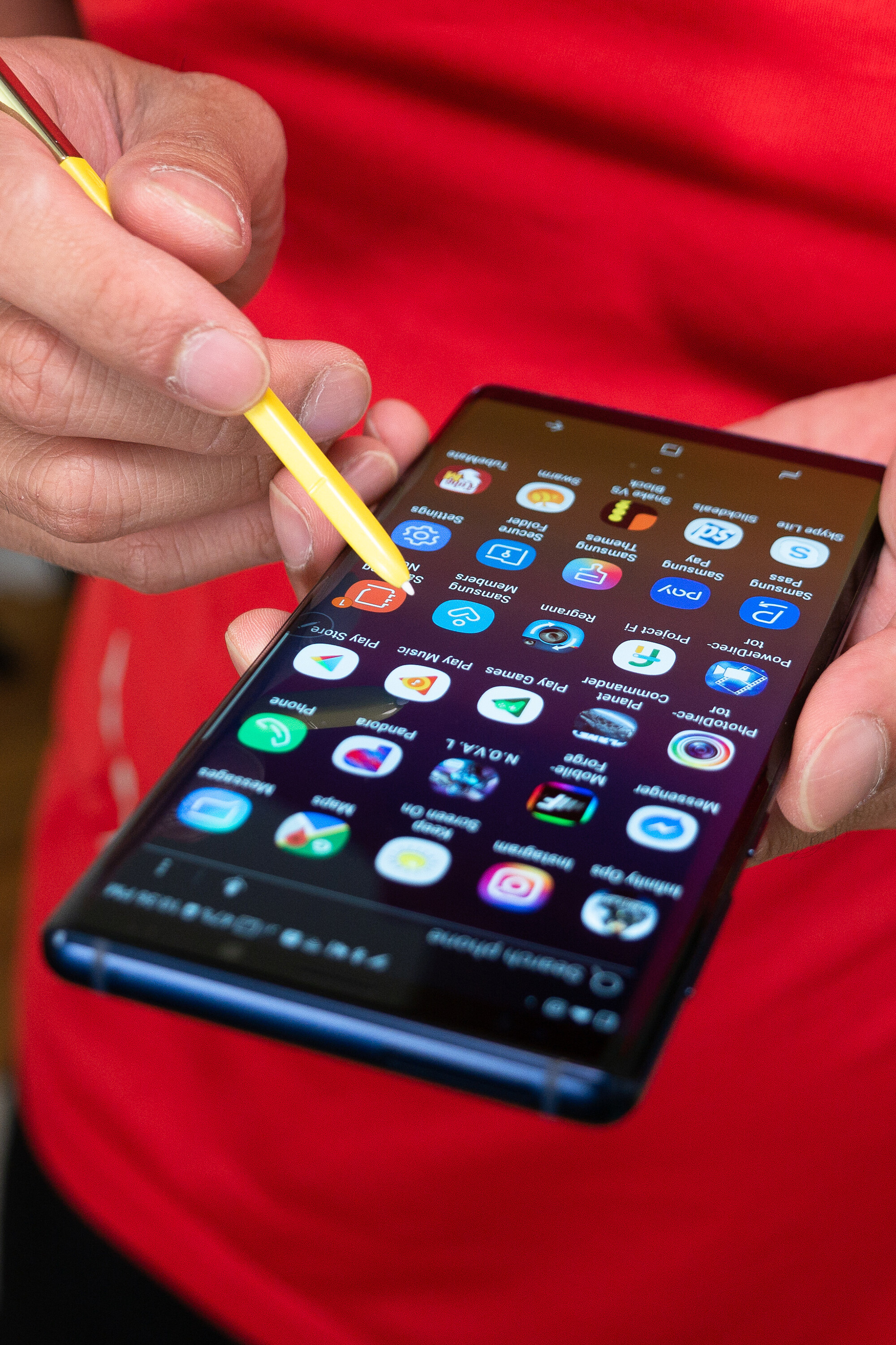 online store 7f0a8 1ef8e Samsung Galaxy Note 9 Review - PhoneArena
