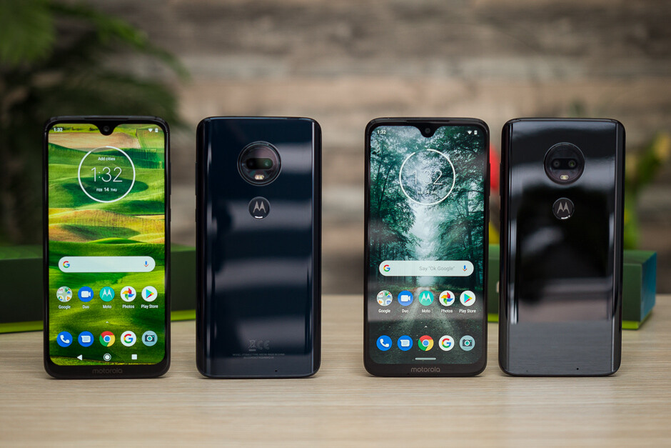 Motorola Moto G7, G7 Plus, G7 Power and G7 Play Review