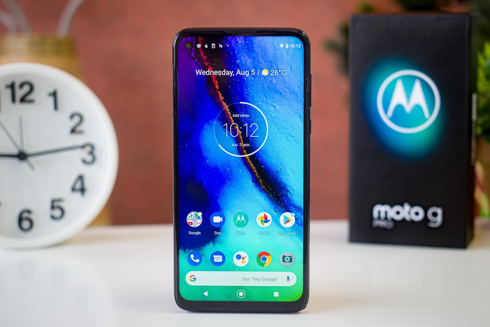 Motorola Moto G Pro, Moto G Stylus Review
