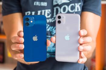 Apple Iphone 12 Mini Vs Iphone 11 Phonearena
