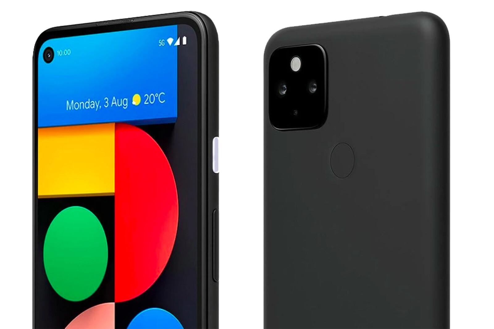 Google Pixel 4a 5G vs Google Pixel 4a