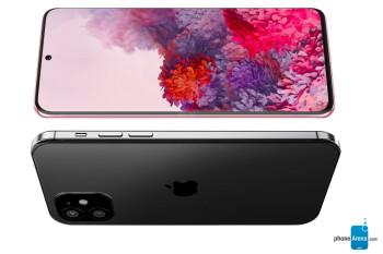 Apple iPhone 12 Pro vs Samsung Galaxy S20