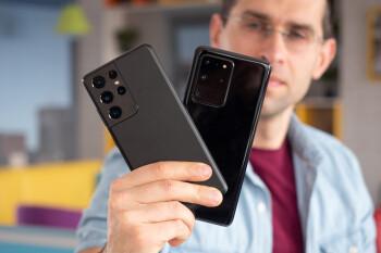 Samsung Galaxy S21 Ultra vs Galaxy S20 Ultra 5G