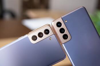 Samsung Galaxy S21 vs Galaxy S21 Plus