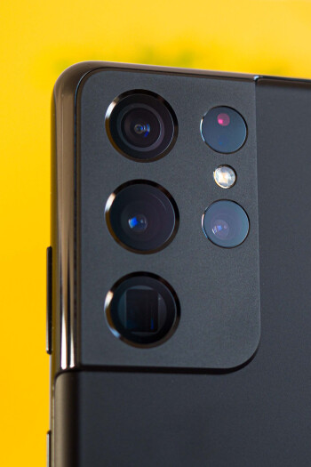 Samsung Galaxy S21 Ultra review, zooming in