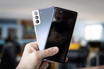 Samsung Galaxy S21 Plus vs Galaxy S20 Plus