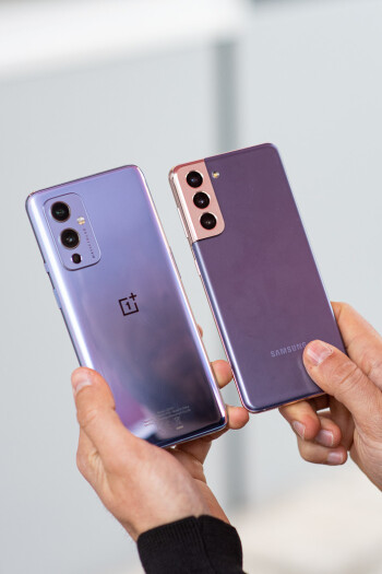 OnePlus 9 vs Samsung Galaxy S21: expectations