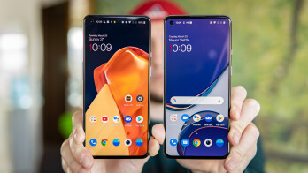 OnePlus 9 vs OnePlus 8T: early comparison