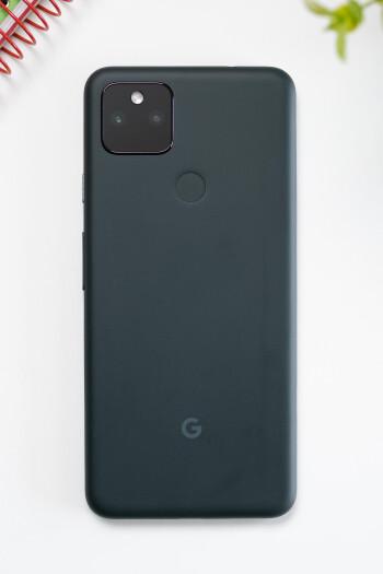 Google Pixel 5a preview