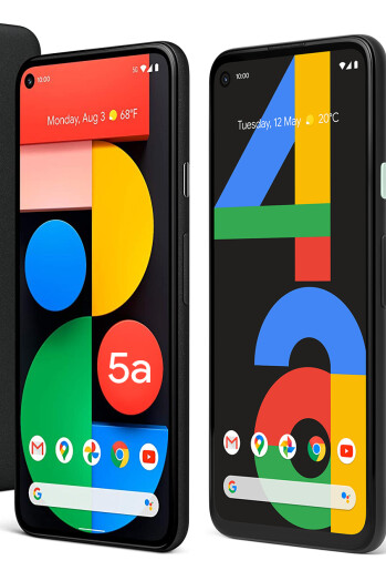 Google Pixel 5a vs Pixel 4a 5G: early comparison