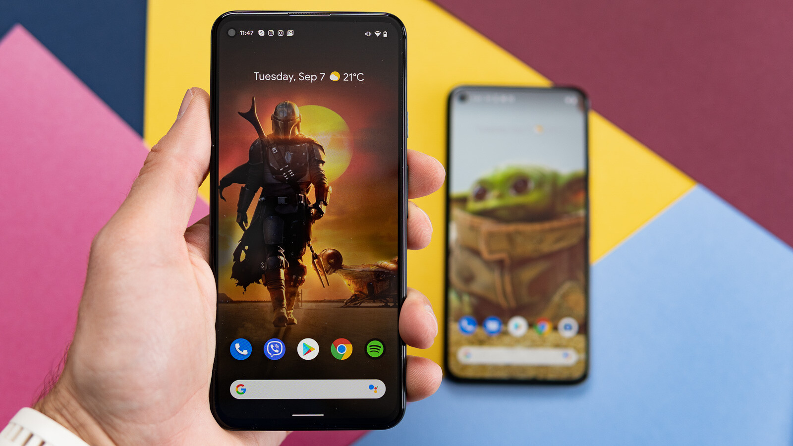 Google Pixel 5a vs Pixel 5: what to expect