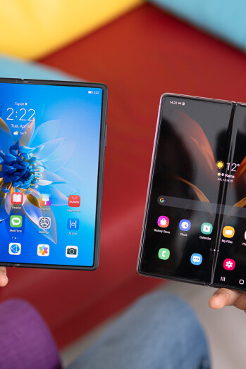 Huawei Mate X2 vs Galaxy Z Fold 2 5G: Samsung gets beat at its own foldable game