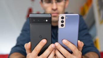 Google Pixel 6 vs Samsung Galaxy S21: preliminary comparison