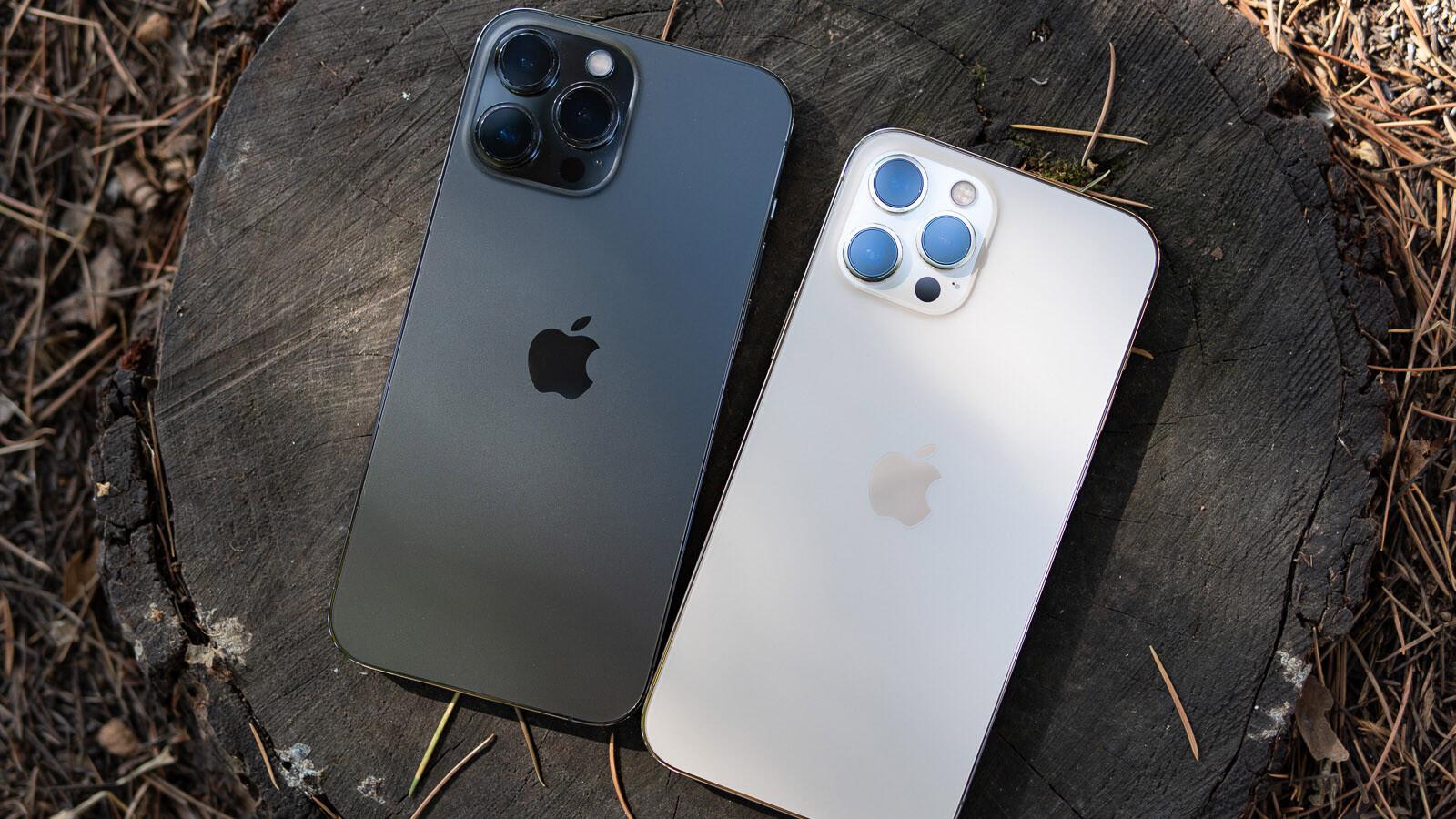 iPhone 13 Pro Max vs iPhone 12 Pro Max
