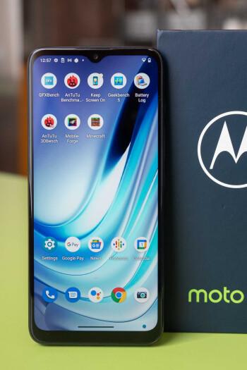 Motorola Moto G50 review: 5G for the masses