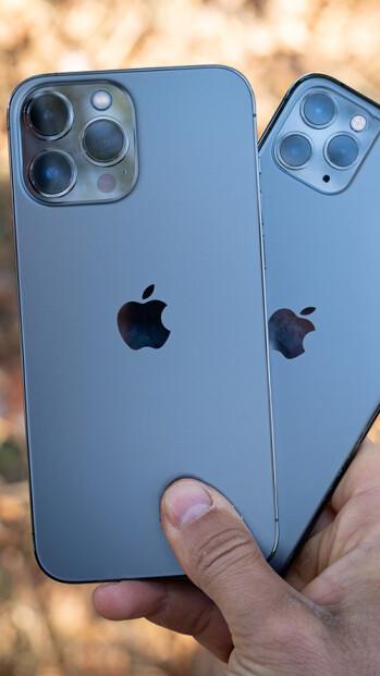 iPhone 13 Pro Max vs iPhone 11 Pro Max