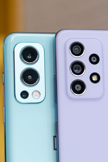 OnePlus Nord 2 vs Samsung Galaxy A52 5G