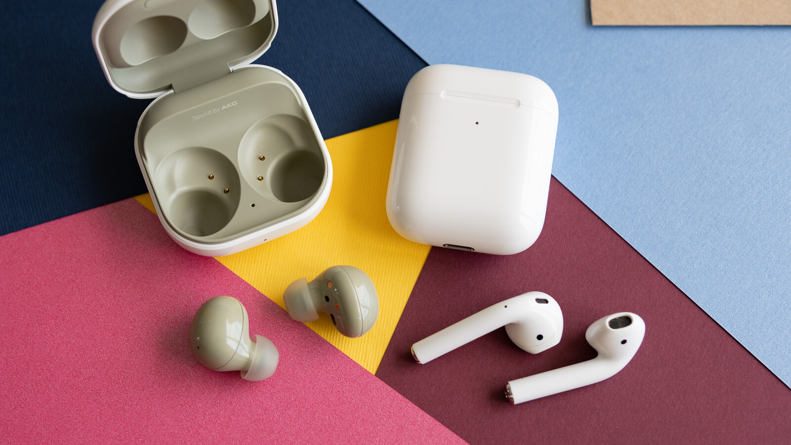 Samsung Galaxy Buds 2 vs Apple AirPods – there's a clear winner
