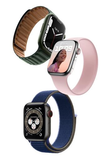 Apple Watch Series 7 vs Apple Watch Series 6