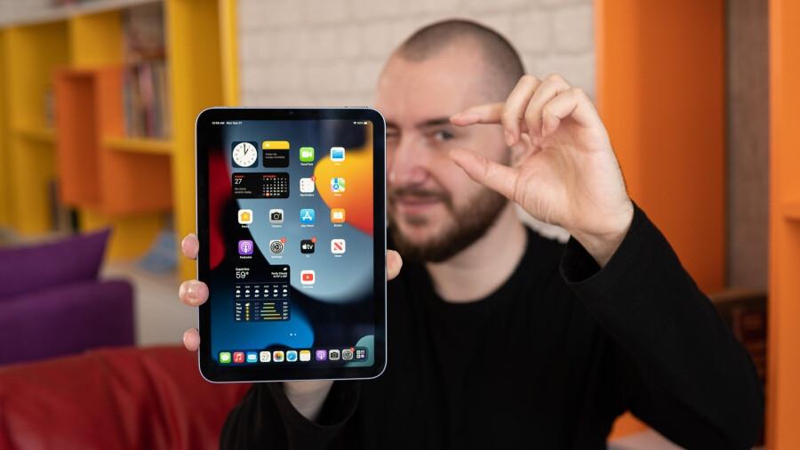 iPad mini 6 review: mini size, max performance!