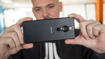 Sony Xperia PRO-I hands-on