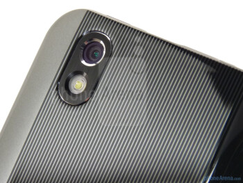The 5-megapixel camera - LG Marquee Review
