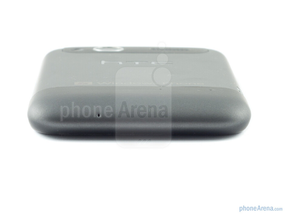The bottom part - HTC Radar Review