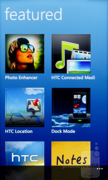 HTC Hub - HTC Radar Review