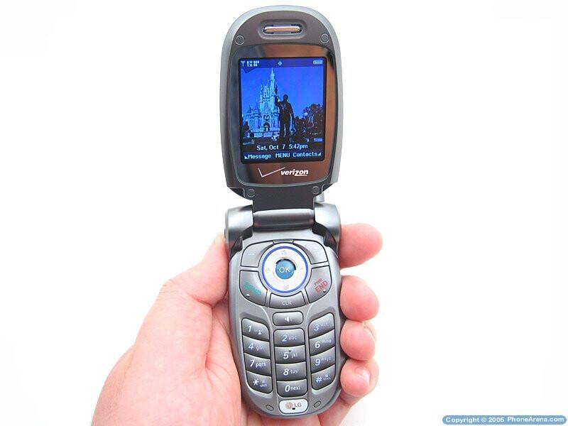 lg vx8300 review rh phonearena com Old Verizon LG Phones Verizon Wireless LG Phones to Purchase
