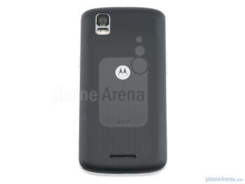 Back - Motorola PRO Review