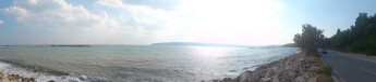 Panorama inage - Sony Ericsson Xperia arc S Review