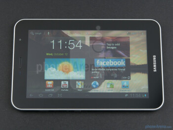 Samsung Galaxy Tab 7.0 Plus Preview