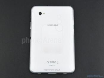 Back - Samsung Galaxy Tab 7.0 Plus Preview