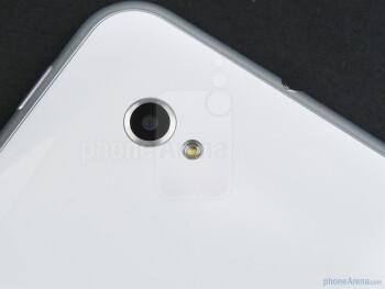 Rear camera - Samsung Galaxy Tab 7.0 Plus Preview