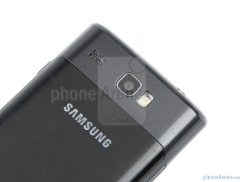 Camera - Samsung Omnia W Preview