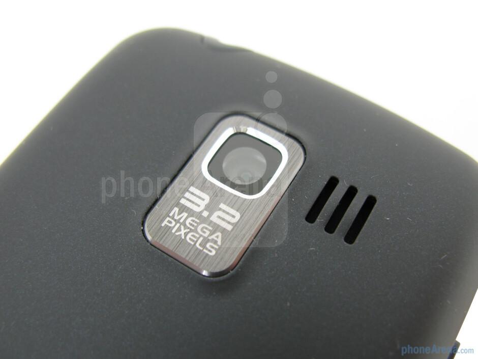 Camera - LG Enlighten Review